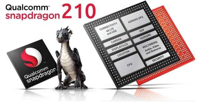 Snapdragon 210