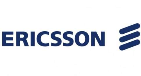 Логотип компании Ericsson