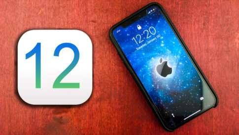 iPhone XI IOS12