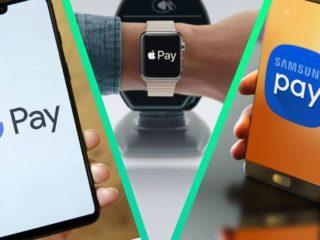 Apple Pay против Samsung Pay против Google Pay: какая мобильная платежная система лучше?