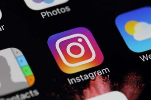 Instagram новые наклейки