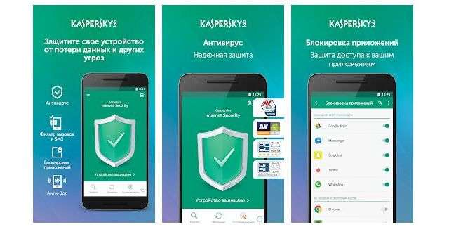 Kaspersky Антивирус