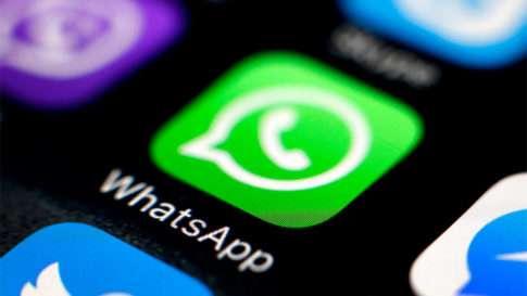 Мобильное приложение WhatsApp