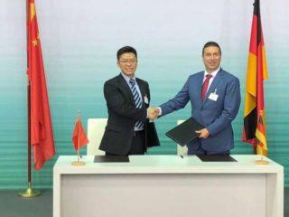 Huawei и Audi подписали меморандум о взаимопонимании в области стратегического сотрудничества