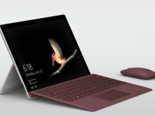 Microsoft Surface Go за 399 долларов уже доступен по предзаказу