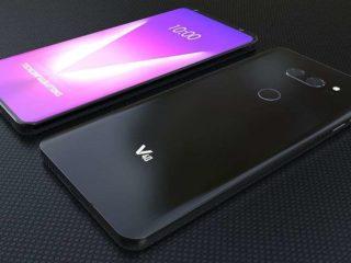 LG V40: что новенького предлагает производитель