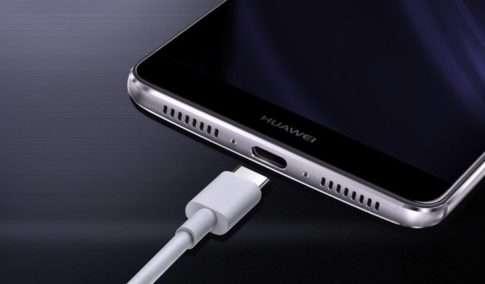Зарядка Huawei Super Charge