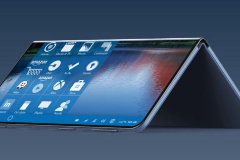 Дизайн Surface Phone