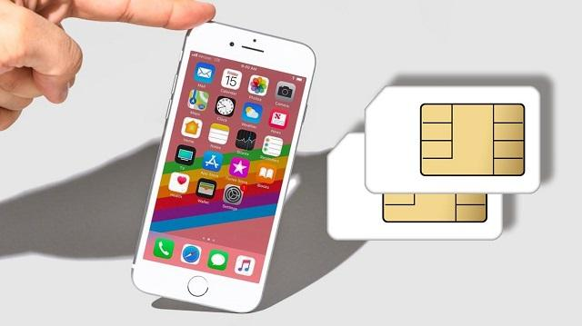 2 Sim карты на iPhone