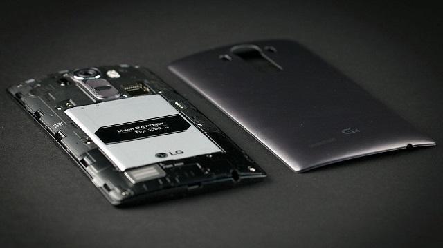 смартфон со съемным аккумулятором