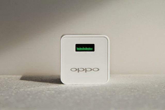 Oppa VOOC Flash Charge