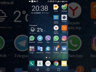Топ-6 приложений для записи видео с экрана телефона Android