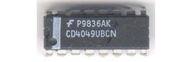 Модуль CD4049 IC