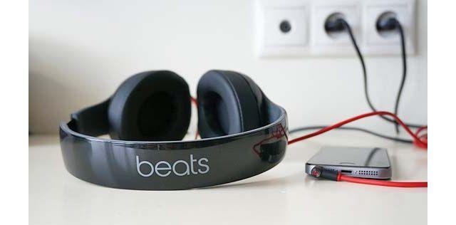 наушники Beats