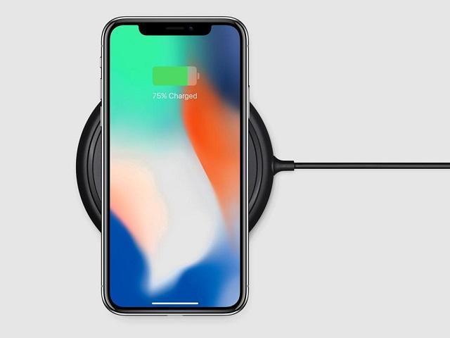 айфон и беспроводная зарядка