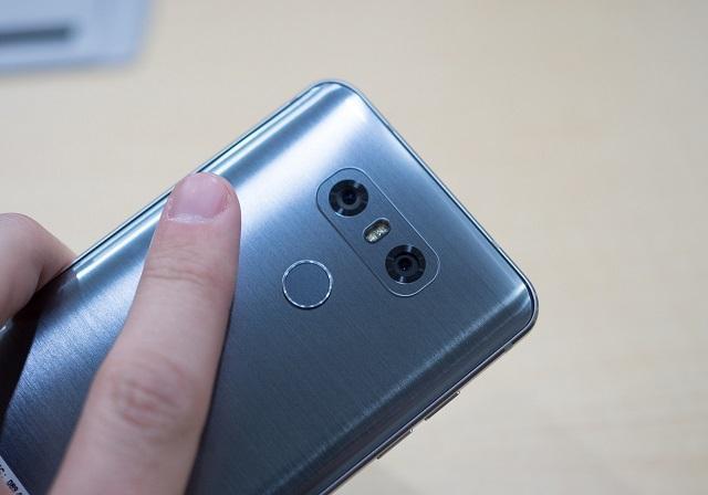 LG G6 камера