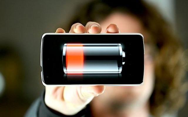 заряд смартфона