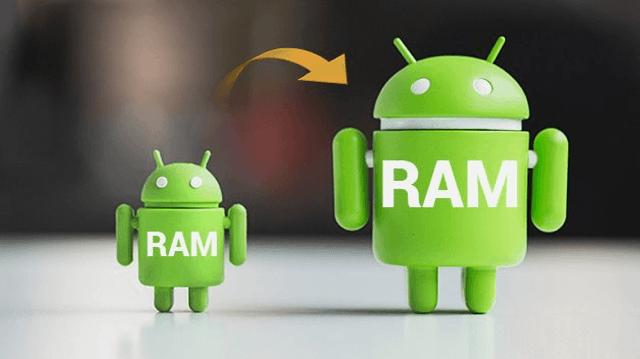 рост оперативки на андроид