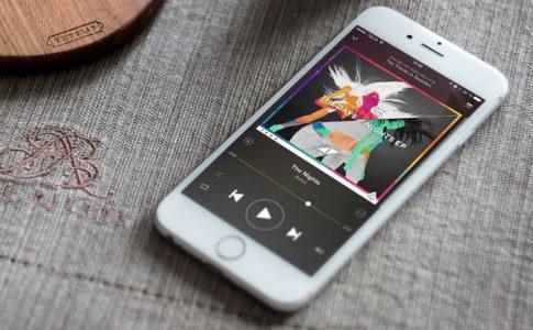 музыка на айфоне