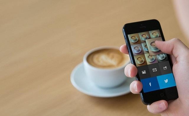 обработка фото на айфоне
