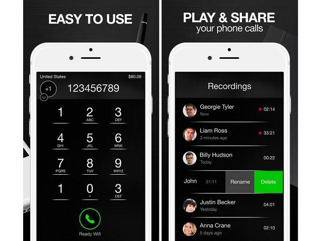Tape It - Phone Call Recorder