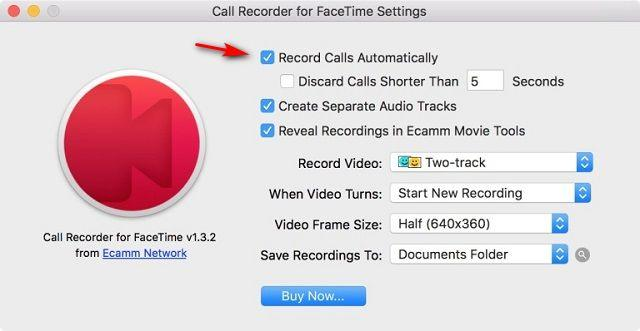 Call Recorder for FaceTime