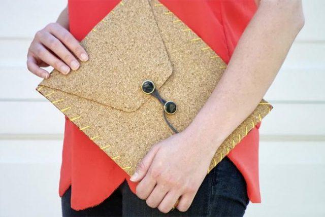 Чехол из ткани для планшета