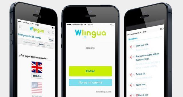 Приложение Wlingua