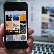 как перенести фото с iphone на компьютер