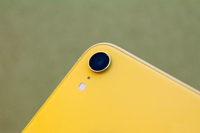 iPhone Xr камера