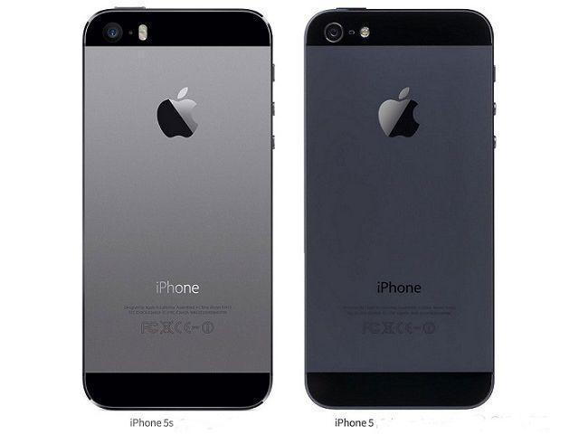 задние панели айфона 5 и 5s