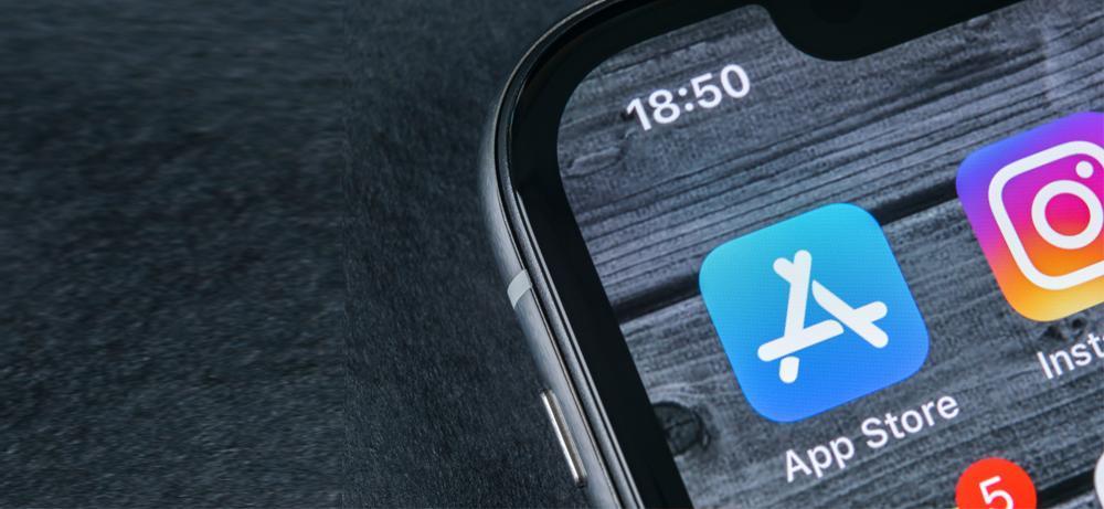 App Store на IOS12