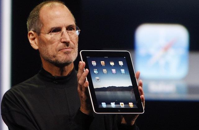 презентация первого iPad