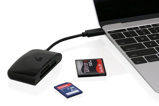 подключеие карты памяти к компьютеру