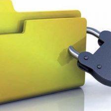 Как поставить пароль на папку windows 10