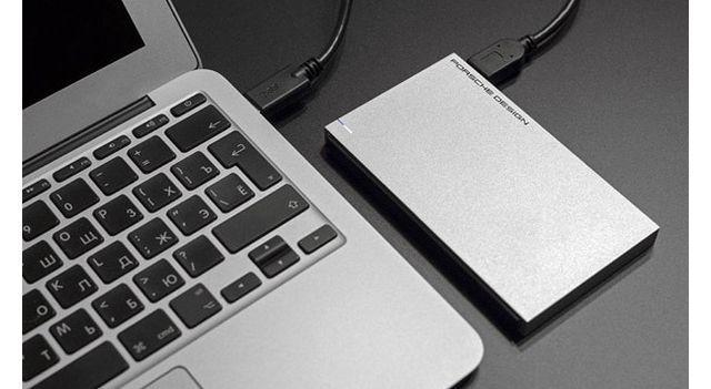 Внешний SSD