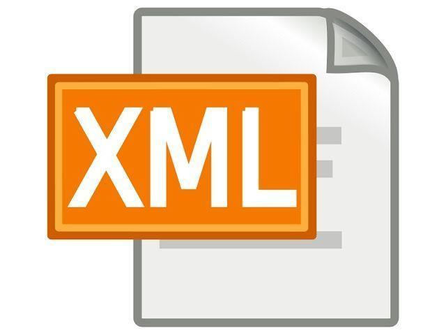 файл xml