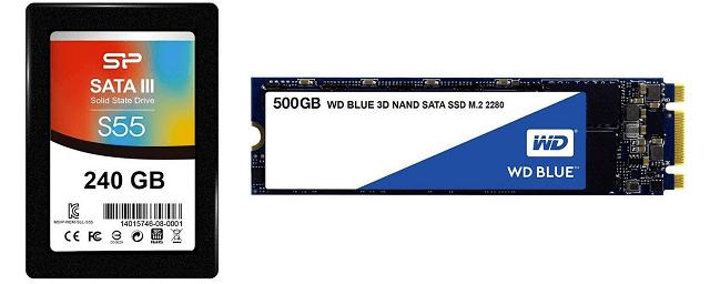 формы SSD