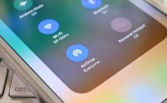 Как пользоваться AirDrop на iPhone?