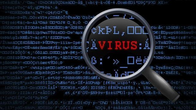 поиск вирусов