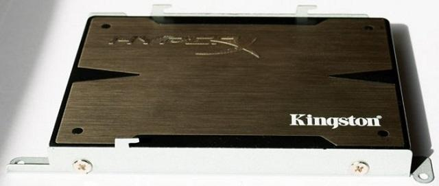 SSD на месте HDD