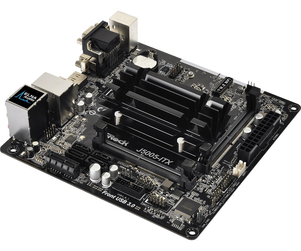 Mini-ITX плата