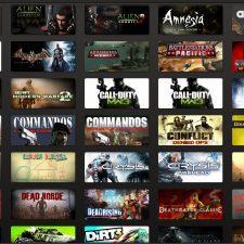 Много иконок игр