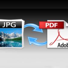 из pdf сделать jpg