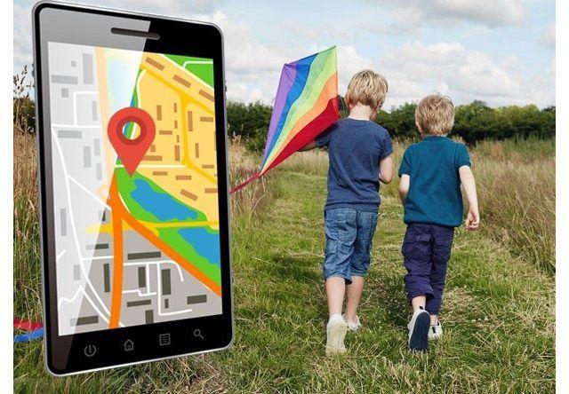 отслеживание детей по GPS