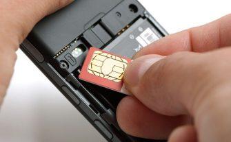 SIM-карта не зарегистрирована в сети – что делать?