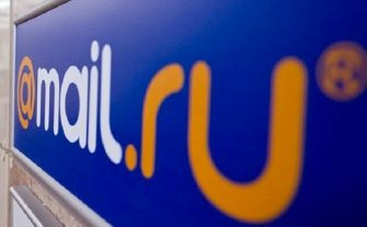 Настройка почты Mail.ru в стандартном почтовом клиенте