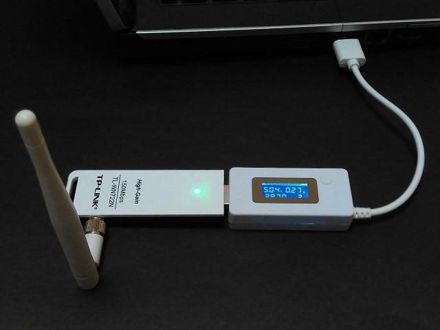 внешний сетевой адаптер с Wi-Fi