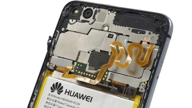 разбор Huawei P10 Lite