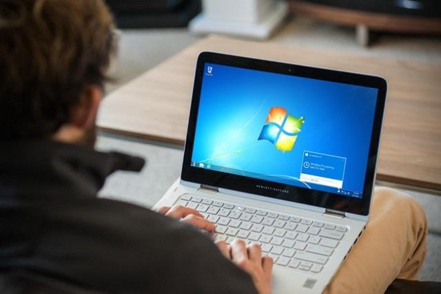 windows на ноутбуке